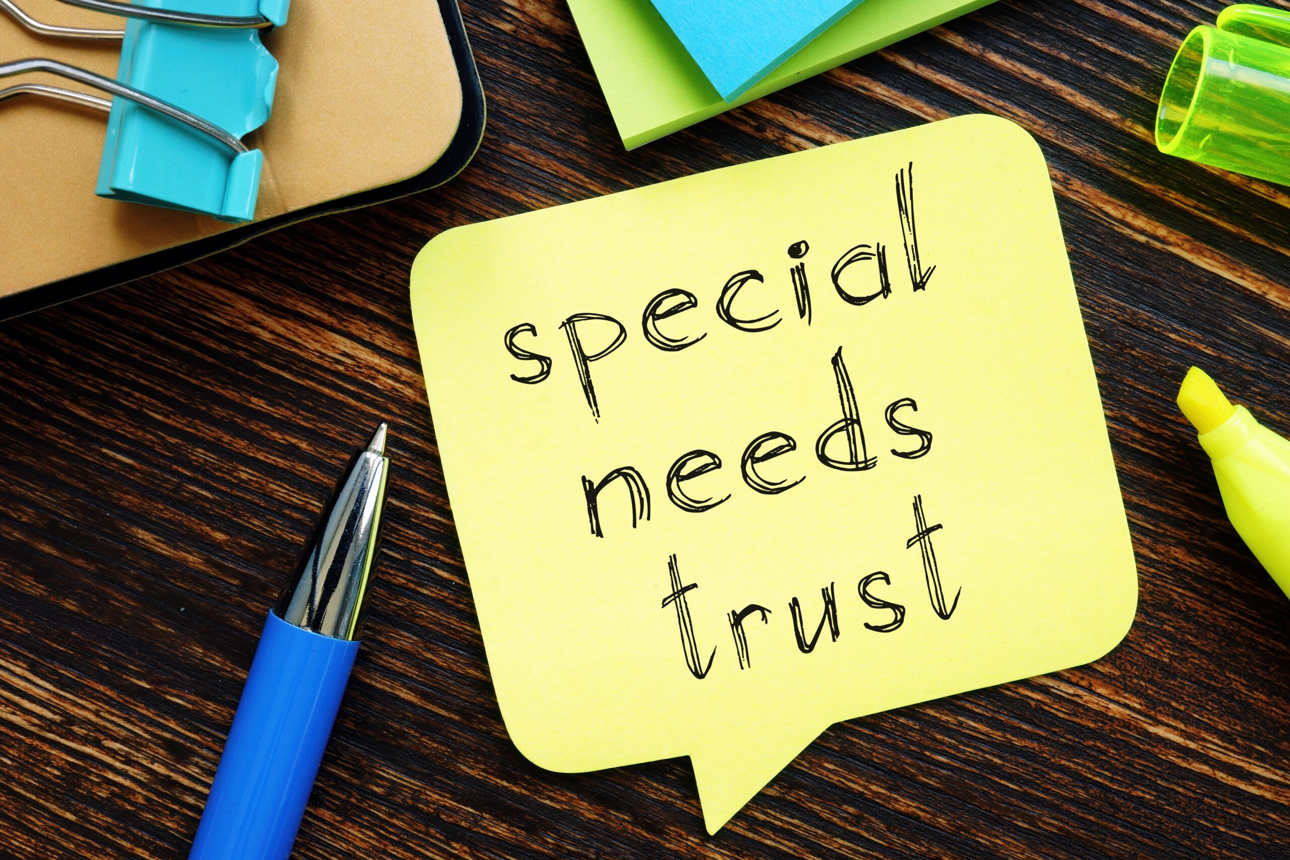 How Does a Special Needs Trust Work,